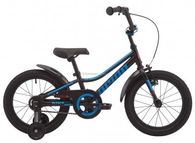 Велосипед 16 Pride FLASH 16 черный 2019