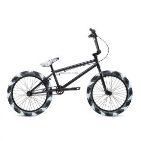 Велосипед BMX 20 Stolen STLN X FCTN URBAN 1 2019 MATTE BLACK/CAMO (SKD-86-47)