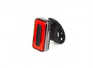 Мигалка задняя ONRIDE Sense 20 USB с датчиком освещенности