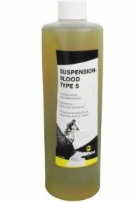Масло Magura для вилок Suspension Blood Type 5, 0.5л