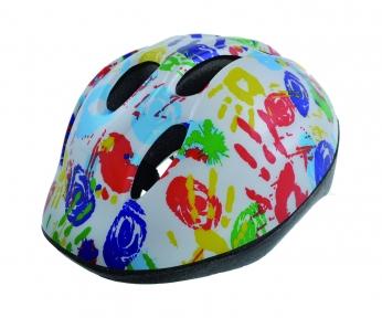 Шлем детский BELLELLI HAND white