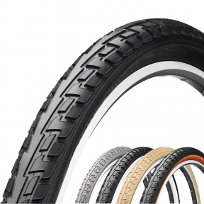 Покрышка Continental RIDE Tour Reflex, 28, 700 x 32C, 28 x 1 1/4 x 1 3/4, 32-622, Wire, ExtraPuncture Belt, черный