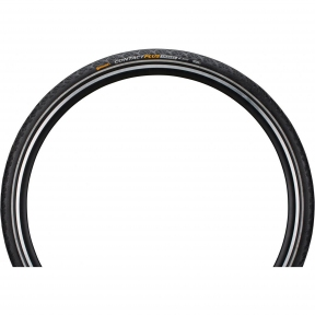 Покрышка Continental CONTACT Plus Travel Reflex, 28, 700 X 47C, 28 X 1.75, 47-622, Wire, SafetyPlus Breaker, черный