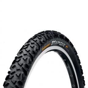 Покрышка Continental Vapor, 26x2.10, 54-559, Wire, Sport, Skin, черный