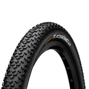 Покрышка Continental Race King 2.2, 27.5x2.20, 55-584, Wire,  PureGrip, Performance,  Skin,  черный