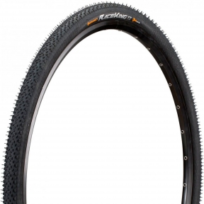 Покрышка Continental Race King CX Performance, 28 |700x35C|28x1 3/8x1 5/8, 35-622, Foldable, PureGrip, NyTech Breaker, Skin, черный