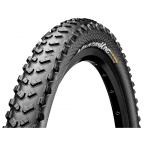 Покрышка Continental Mountain King  2.3, 29x2.30, 58-622, Foldable, PureGrip, ShieldWall System, черный