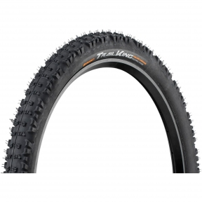 Покрышка Continental Trail King II 2.2, 29x2.20, 55-622, Foldable, PureGrip, ShieldWall System, черный