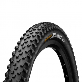 Покрышка Continental X-King  26x 2,4, Фолдинг, Tubeless, Performance (без уп.)