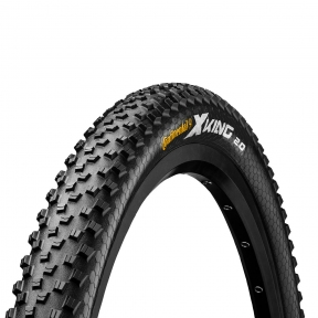 Покрышка Continental X-King 26x1.9, Фолдинг, Tubeless, Performance, Skin (без уп.)