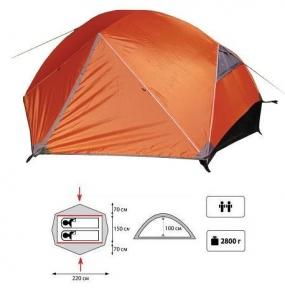 Универсальная палатка Tramp Wild (TRT-047.02)