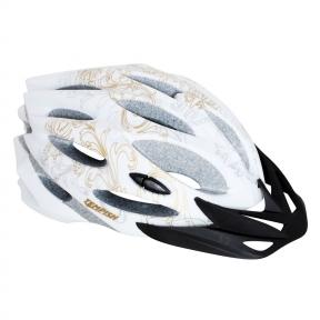Шлем Tempish STYLE, бело-золотой