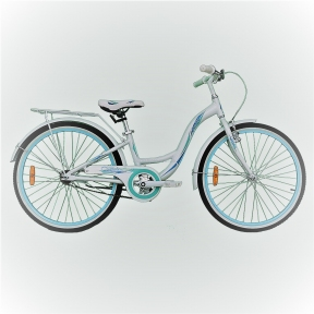 Велосипед VNC 24 Emily AC, 2419-FA-WB, 28см