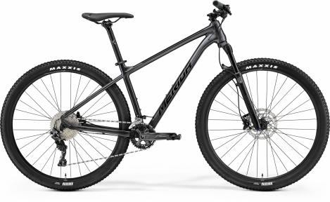 Велосипед 29 Merida BIG.NINE 500   anthracite 2021