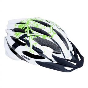 Шлем Tempish STYLE, бело -зеленый