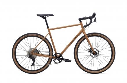 Велосипед 27,5 Marin NICASIO Plus  2020 Satin Tan/Black
