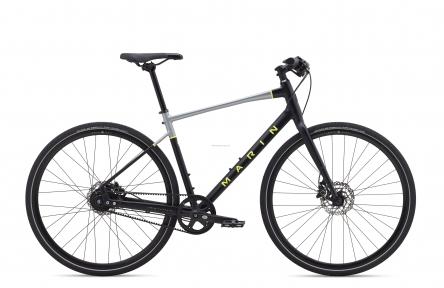 Велосипед 28 Marin PRESIDIO 2 2020 Satin Charcoal/Silver/Gloss Black