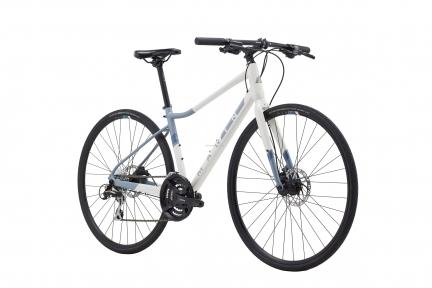 Велосипед 28 Marin TERRA LINDA 2 2020 Gloss White/Ash Blue/Deep Blue