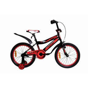 Велосипед VNC 18 Breeze, 1817-GS-BR, 24см зелено-синий  2018