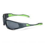 Очки велосипедные XLC 'Sulawesi' SG-C10  серо-зеленые