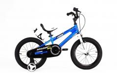 "Велосипед RoyalBaby FREESTYLE 18"", синий 2017"
