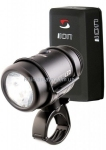 Фара Sigma Powerled Black (17350), 90Lux, 1Led,3 режима, 4хAA