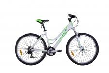 """Велосипед VNV 26"""" Lotus C2 Green, Lady рама 44см"""