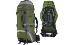 Рюкзак Terra Incognita Vertex 80 (зелёный/серый)