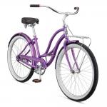 """Велосипед 26"""" Schwinn Slik Chik Women 2017 purple"""
