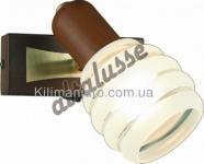 Бра Altalusse INL-9269W-01 Antique brass & Walnut