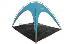 Палатка 4х местная пляжная KILIMANJARO 06т-039-1