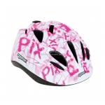 Шлем детский Pix Tempish, розовый