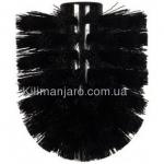 Ёрш для щётки для унитаза (80 мм,) черный