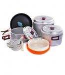 Набор туристической посуды Kovea KSK-WY78 Silver 78
