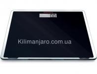 Весы напольные электронные - Slim Design Black