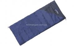 Спальник Terra Incognita Campo 200 одеяло (электрик/серый)
