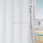 Шторка для ванной (винил) - BIO белый