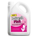 Жидкость для биотуалета Thetford B-Fresh Pink, 2 л