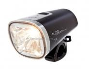 Фара Sigma FL710 (14100), галогенная лампочка HS3 6V-0.4A, 16Lux, черная