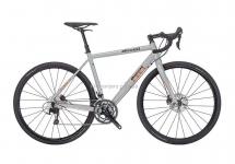 Велосипед Bianchi  ALLROAD Tiagra alu Disc 10s рама 55 см серый (YLB9CT558J)