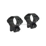 Крепление для оптики Hawke Кольца Matchmount 30mm/9-11mm/High