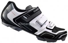 Велообувь  SHIMANO XC31W, черн-белые