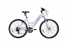 "Велосипед VNV 26"" Lotus C1 Pink, Lady рама 44см"