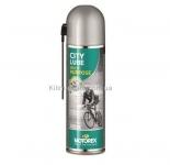 Масло-спрей Motorex City Lube (304844) для велоцепи, универсальное, 300мл