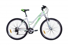 "Велосипед VNV 27,5"" Lotus C2 Green, Lady 48см"