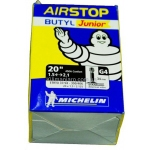 Камера Michelin G4 AIRSTOP, MTB 20 (37/54X390/406) ST