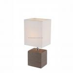 Лампа настольная ТМ GLOBO 21677 GERI 1хE14; IP20
