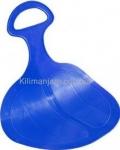 Санки Plast Kon Pinguin синие