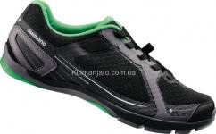 Велообувь SHIMANO CT41L черные, SPD