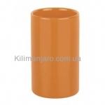 Стакан для ванной комнаты Spirella TUBE оранжевый